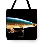 Lured 2 Tote Bag by Cheryl Young