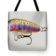 Lured Tote Bag by Cheryl Young