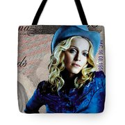 Madonna Tote Bag by Unknown