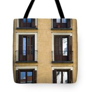 Madrid Tote Bag by Frank Tschakert