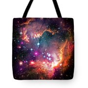 Magellanic Cloud 2 Tote Bag by The  Vault - Jennifer Rondinelli Reilly