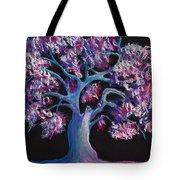 Magic Tree Tote Bag by Anastasiya Malakhova
