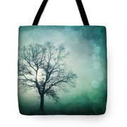 Magic Tree Tote Bag by Priska Wettstein