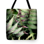 Magical Forest 3 Tote Bag by Karen Wiles