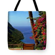 Magnificent Ladera Tote Bag by Karen Wiles