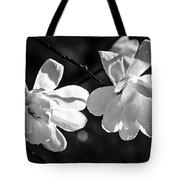 Magnolia Flowers Tote Bag by Elena Elisseeva