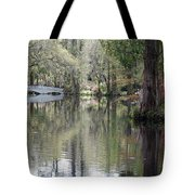 Magnolia Plantation Gardens Series II Tote Bag by Suzanne Gaff