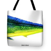 Mahi Mahi Tote Bag by Charles Harden