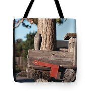 Mail Stop Tote Bag by Caitlyn  Grasso