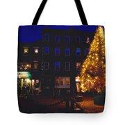 Mamma Maria Tote Bag by Joann Vitali