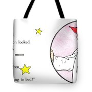 Man In The Moon Tote Bag by Granger