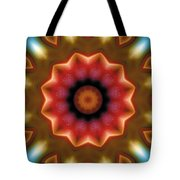 Mandala 103 Tote Bag by Terry Reynoldson
