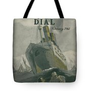 Manned by All American crew Tote Bag by Edward Hopper