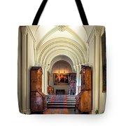 Mansion Hallway IIi Tote Bag by Adrian Evans