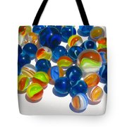 Marbles Tote Bag by Dale Jackson