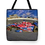 Marco Andretti Tote Bag by Blake Richards