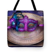 Mardi Gras Theme - Surprise Guest Tote Bag by Mike Savad