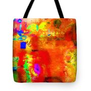 Marina Night Tote Bag by Chuck Staley