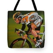 Mark Cavendish Tote Bag by Paul Meijering