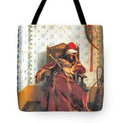 Markos Botsaris Tote Bag by Jean Leon Gerome
