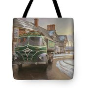 Martin C. Cullimore tipper. Tote Bag by Mike  Jeffries