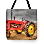 Massey Tote Bag by Heidi Smith
