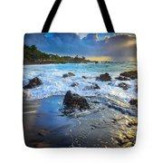 Maui Dawn Tote Bag by Inge Johnsson