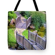 Meandering Pathway Tote Bag by Christi Kraft