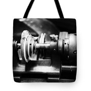 Mechanism Tote Bag by Karol Livote