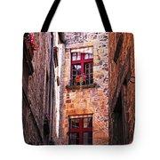 Medieval Architecture Tote Bag by Elena Elisseeva