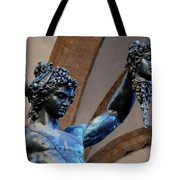 Medusa's Head Tote Bag by Dany Lison