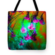 Medusas On Fire 5d24939 P128 Tote Bag by Wingsdomain Art and Photography