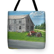 Memories... Tote Bag by Norm Starks