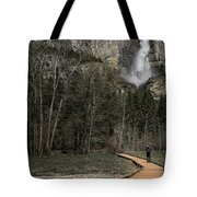 Memories Of Yosemite Tote Bag by Eduard Moldoveanu