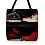 Men's Sports Shoes - 5D20653 Tote Bag by Wingsdomain Art and Photography