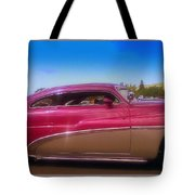 Mercury Rising Tote Bag by Bobbee Rickard