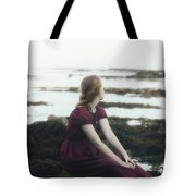 Mermaid Tote Bag by Joana Kruse