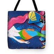 Mermaid Tote Bag by Rick Piper Photography