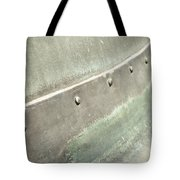 Metal Container Tote Bag by Tom Gowanlock