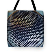 Metal mesh Tote Bag by Les Cunliffe