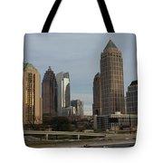 Midtown Atlanta Tote Bag by Reid Callaway