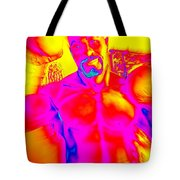 Mike Tyson Tote Bag by Ed Weidman