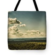 Mile's Between Us. Tote Bag by Rob Dietrich