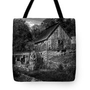 Mill - The Mill Tote Bag by Mike Savad