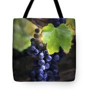 Mission Grapes II Tote Bag by Sharon Foster