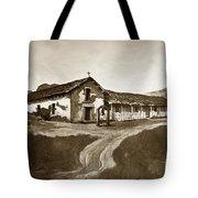 Mission San Rafael California  Circa 1880 Tote Bag by California Views Mr Pat Hathaway Archives