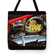 Mister Cool Tote Bag by Chris Berry