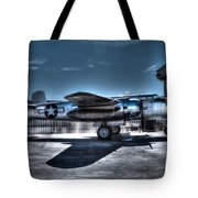 Mitchell B-25j Tote Bag by Tommy Anderson