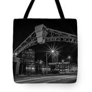 Mke Third Ward Tote Bag by CJ Schmit