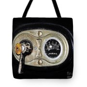 Model T Control Panel Tote Bag by Al Powell Photography USA